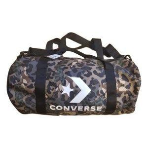 Converse Sports Camo Large Duffel Bag